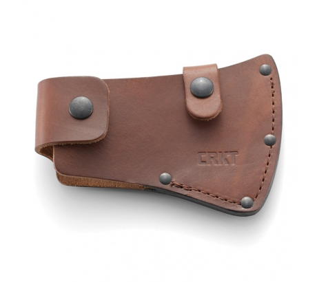 CRKT Birler Leather Sheath Hatchet by CRKT