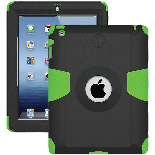 TRIDENT AMS-NEW-IPAD-BL iPad with Retina display iPad 3rd Gen iPad 2 Kraken A...