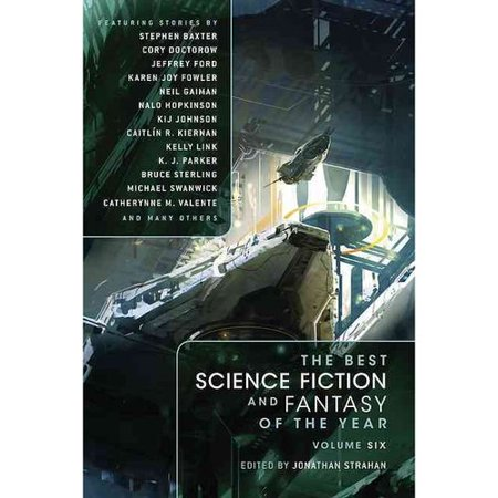 The Best Science Fiction and Fantasy of the Year by
