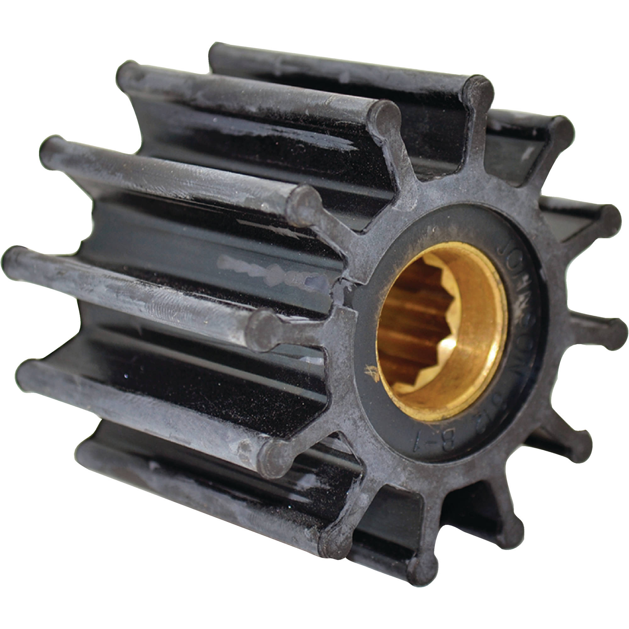 Johnson Pump 09-812B-1 MC97 Impeller For F6 Pumps Replaces Jabsco 13554-0001