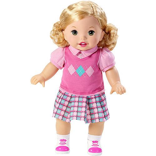 Mattel Little Mommy Sweet as Me School's Cool Doll