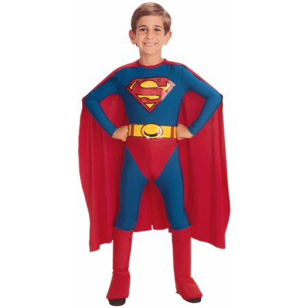 Superman Halloween Costume 4 - Halloween 4 Characters