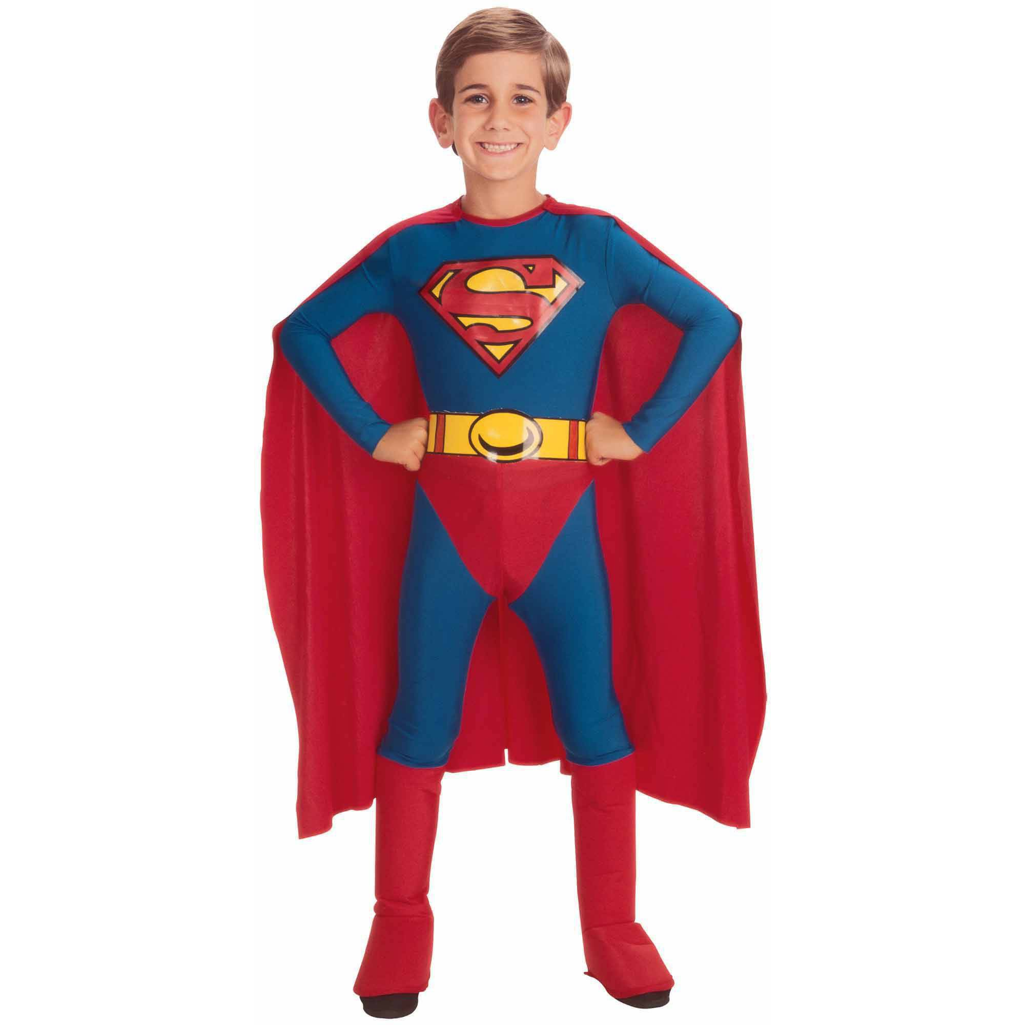 Superman Halloween Costume