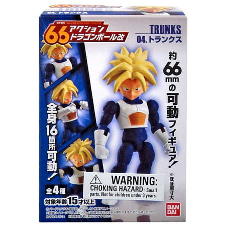 Dragon Ball Z 66 Action Trunks Action Figure for $<!---->
