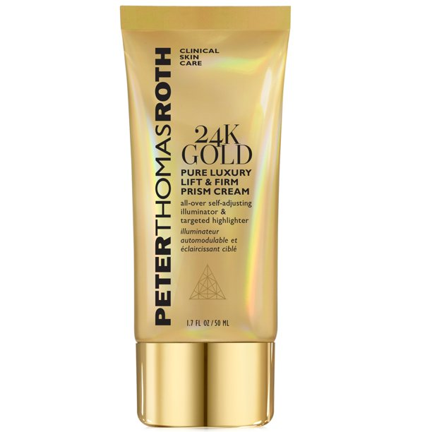 ($42 Value) Peter Thomas Roth 24K Gold Pure Luxury Lift & Firm Prism Face Cream 1.7 oz.