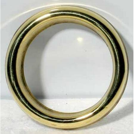 Brass Ring For Light Bulbs * (Brass Finish 2 Bulbs)