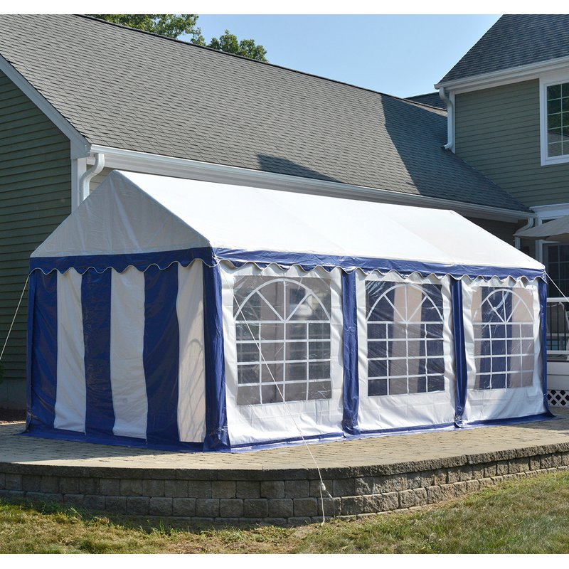 Impact Canopy 10x10 Ft Pop Up Canopy Tent Sidewalls Food