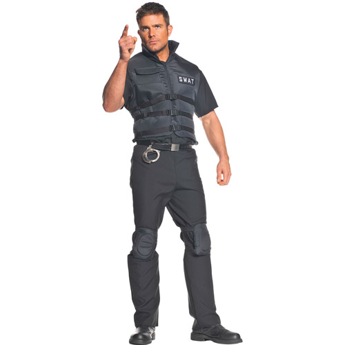 Buy Womens SWAT Dress Costume