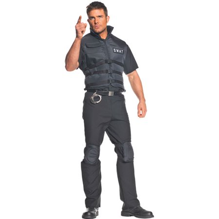 Swat Adult Halloween Costume