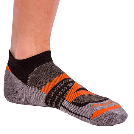 Zensah Wool Running Socks