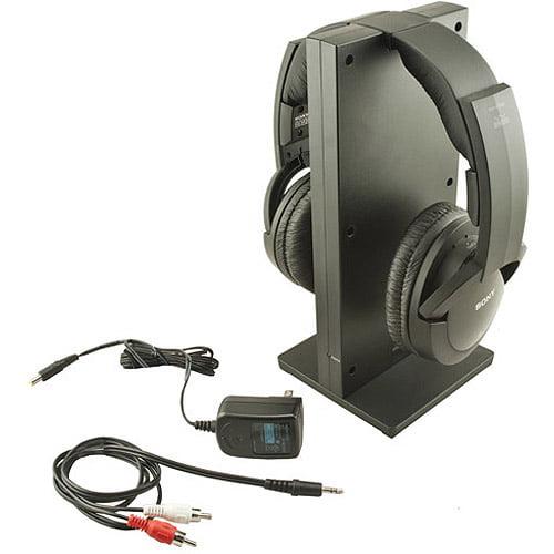 Sony Mdrrf985rk Wireless Rf Headphone -