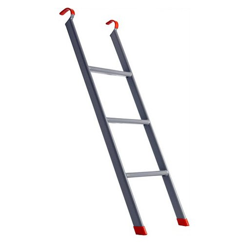 Upper Bounce 3 Step Steel Trampoline Ladder