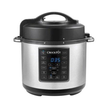 Crock-Pot 6-Quart Express Crock Pressure Cooker
