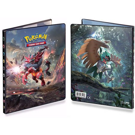 Ultra Pro Pokemon Sun And Moon  Guardians Rising  9 Pocket Portfolio