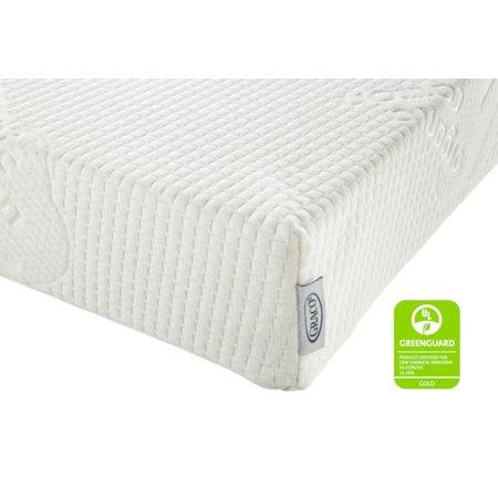 graco 5 natural organic crib and toddler mattress. Black Bedroom Furniture Sets. Home Design Ideas