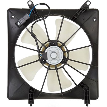 Engine Cooling Fan Assembly - Pacific Best Inc For/Fit HO3115103 98-02 Honda Accord Sedan/Coupe