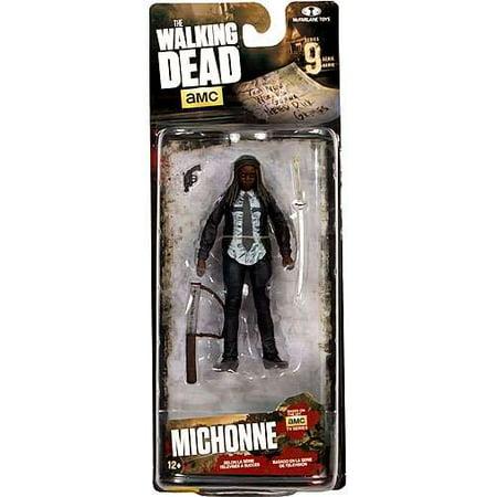 Mcfarlane Walking Dead Series 9 Constable Michonne Action Figure