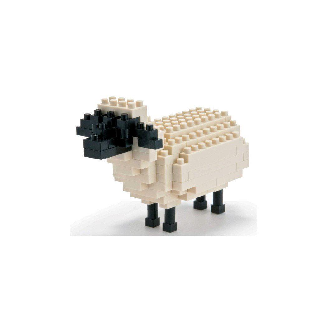 Sheep, Construct a realistic-looking Nanoblock sheep By Nanoblock by