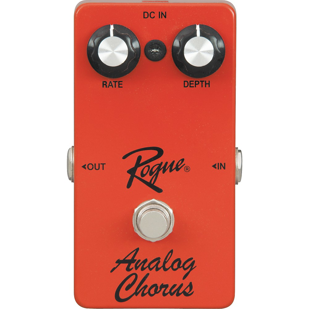 Rogue Analog Chorus Guitar Effects Pedal by Rogue