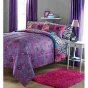 your zone reversible princess puppy/kitten bedding comforter set