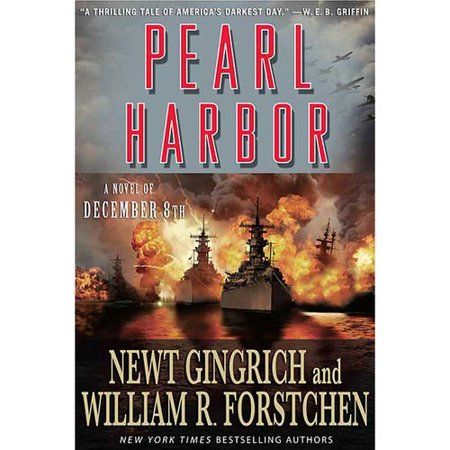 Pearl Harbor: A Novel of December 8th by