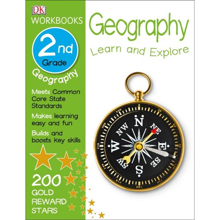DK Workbooks: Geography, Second Grade (Paperback) - Art Projects For Halloween 2nd Grade