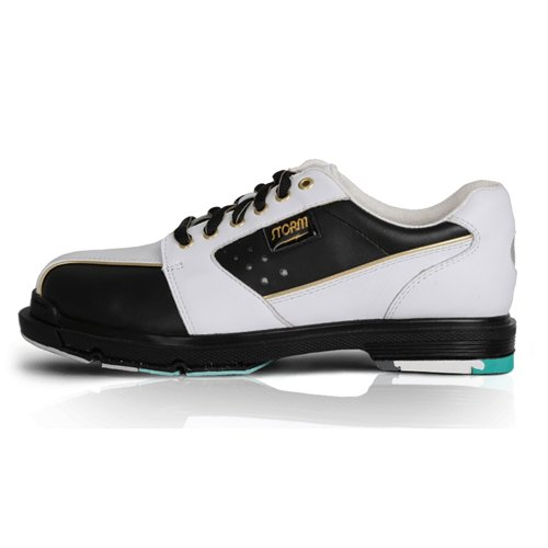 e5f75eeba21 Storm Womens SP3 Bowling Shoes Wide Width - White Black Gold - Walmart.com