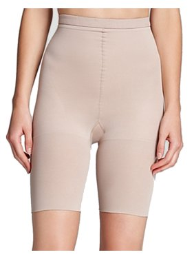 d94c2dbbd28bf2 Product Image Spanx NEW Light Nude Beige Women's Size A High-Waisted Shaping  Shorts