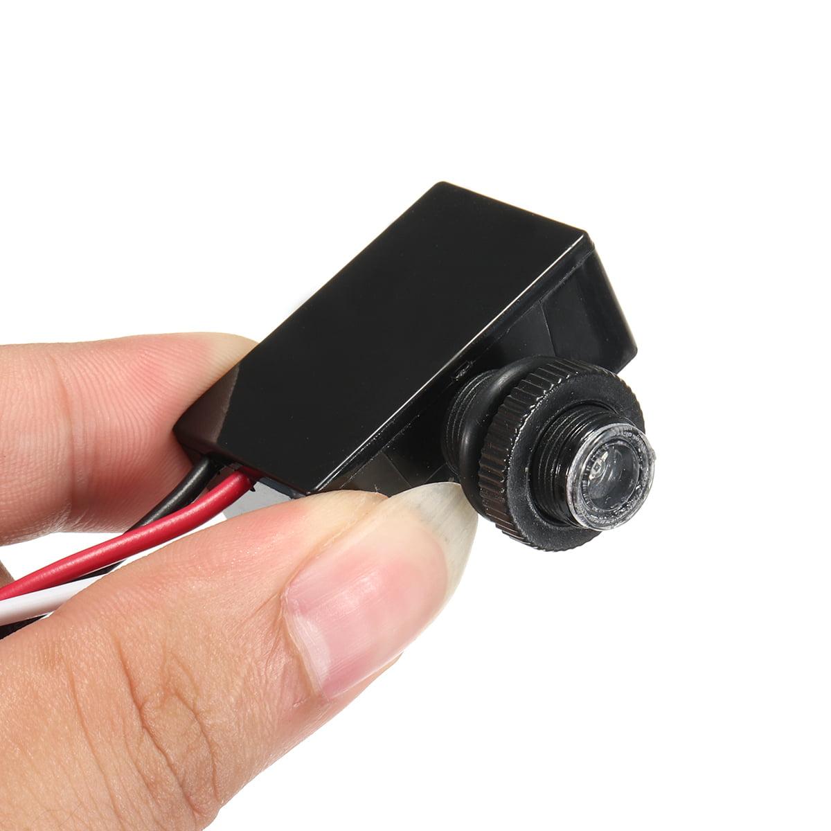 AC80~277V Photocell Dusk to Dawn Button Photo Control Eye Switch ControllerV TB
