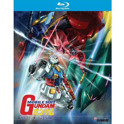 Mobile Suit Gundam (First Gundam) Part 1 Collection (Japanese) (Blu-ray)