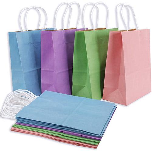 Baker's Dozen Medium Gift Bags - 13-Pack, Spring Pastels