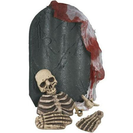 Halloween Cemetery Scene Kit - Halloween Cemetary