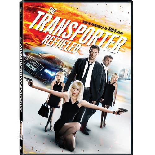 The Transporter Refueled (Widescreen)