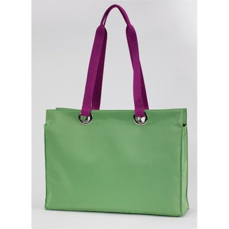 Joann Marrie Designs Ctyli City Tote Bag   Lime  44  Pack Of 2