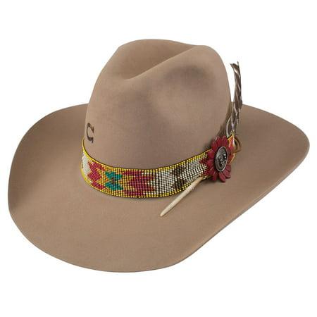 791f1b4697a Charlie 1 Horse Hats - Charlie 1 Horse Hats Womens Sand Nobody s Baby Felt  Fashion Hat - Walmart.com