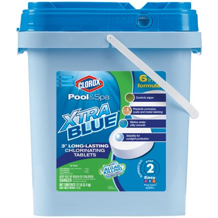 Clorox Pool&Spa Xtra Blue 3