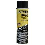 Transtar 4663 2 In 1 Trim Black Gloss