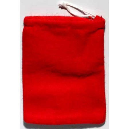 Red Flannel Bag (3x 4)