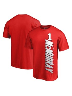 Jamie McMurray Fanatics Branded Alternator T-Shirt - Red