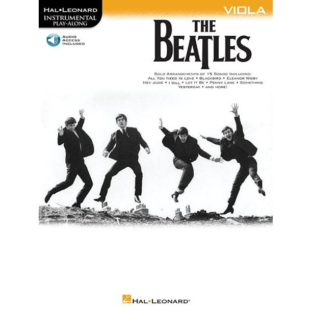 The Beatles - Instrumental Play-Along (Other)
