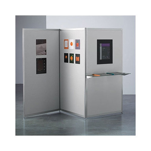 Peter Pepper Envision  Three Panel Hinged Display Panel