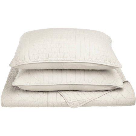 Superior Williams Soft Cotton Quilt Set - Walmart.com : soft cotton quilt - Adamdwight.com