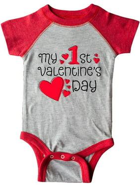 7fbae9d301f2 Red Baby Tops   Bodysuits - Walmart.com