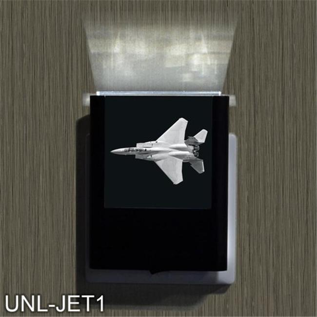 Uniqia UNLG0109 Night Light - Fighter Jet 1 Laser