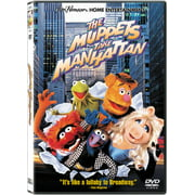 The Muppets Take Manhattan by COLUMBIA TRISTAR HOME VIDEO