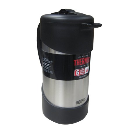 Thermos Nci1000ss4 Stainless Steel Vacuum Insulated Coffee Press, 1l