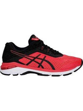 sale retailer 0ce6f f6e54 Product Image ASICS AST805N 600 13 Mens GT-2000 6 Running Shoe, Red  Alert Black