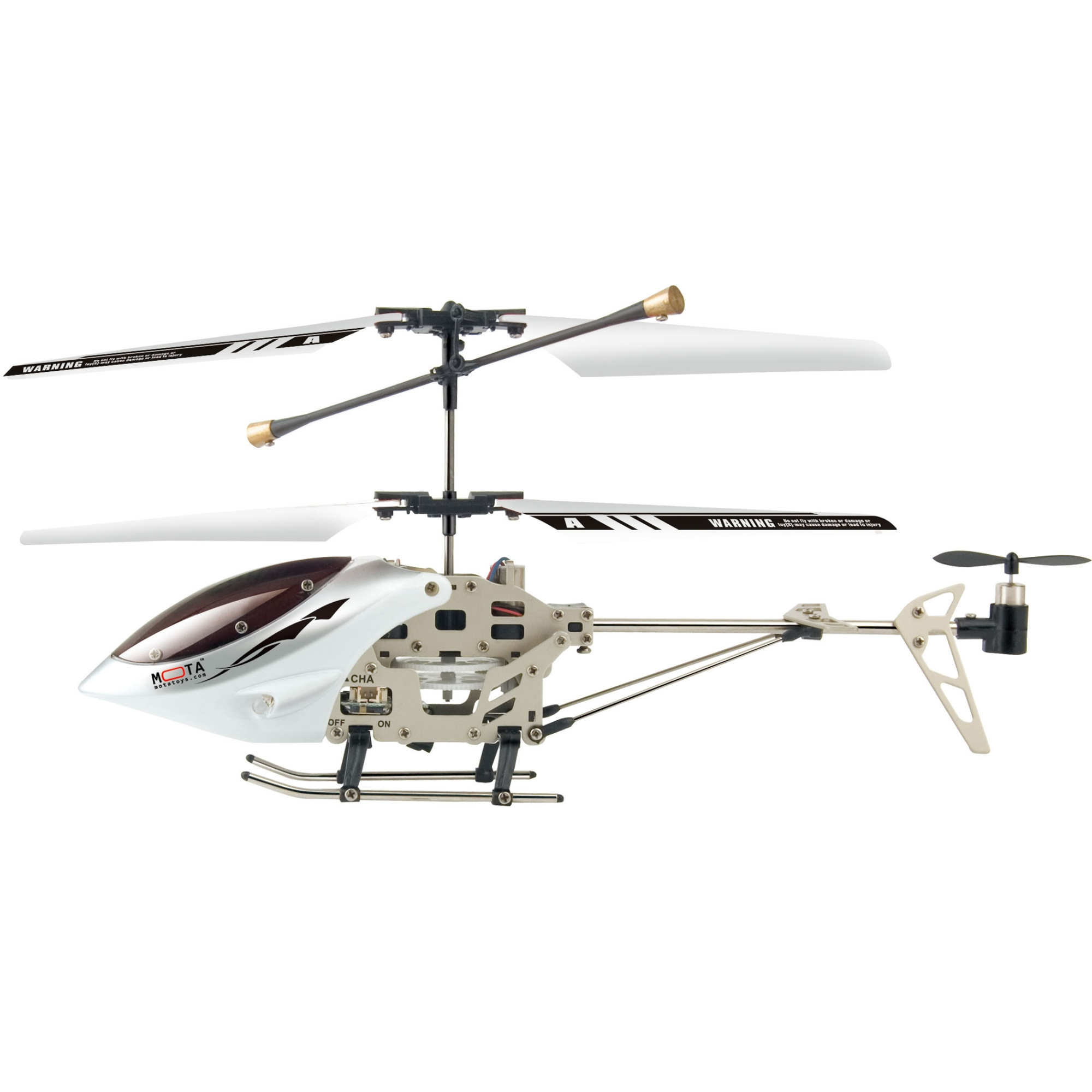 MOTA 6036 iPhone/iPad/iPod Remote Controlled RC Helicopter (Extreme Edition)