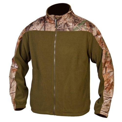 RealTree Camo Accented Fleece Jacket