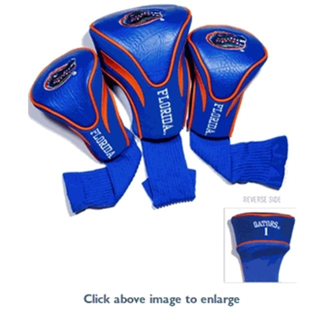Florida Gators 3 Pack Contour Fit Headcover